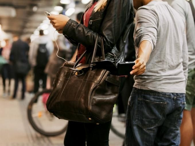 Aumenta un 20 % las personas remitidas por robo en el Metro