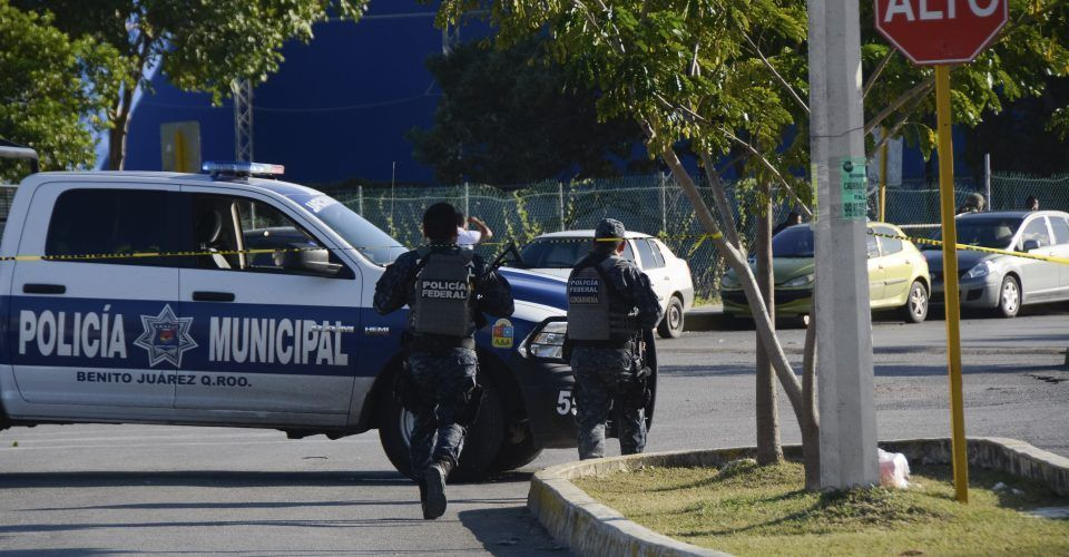Detienen a Joshua 'N' presunto atacante de la Fiscalía de Cancún