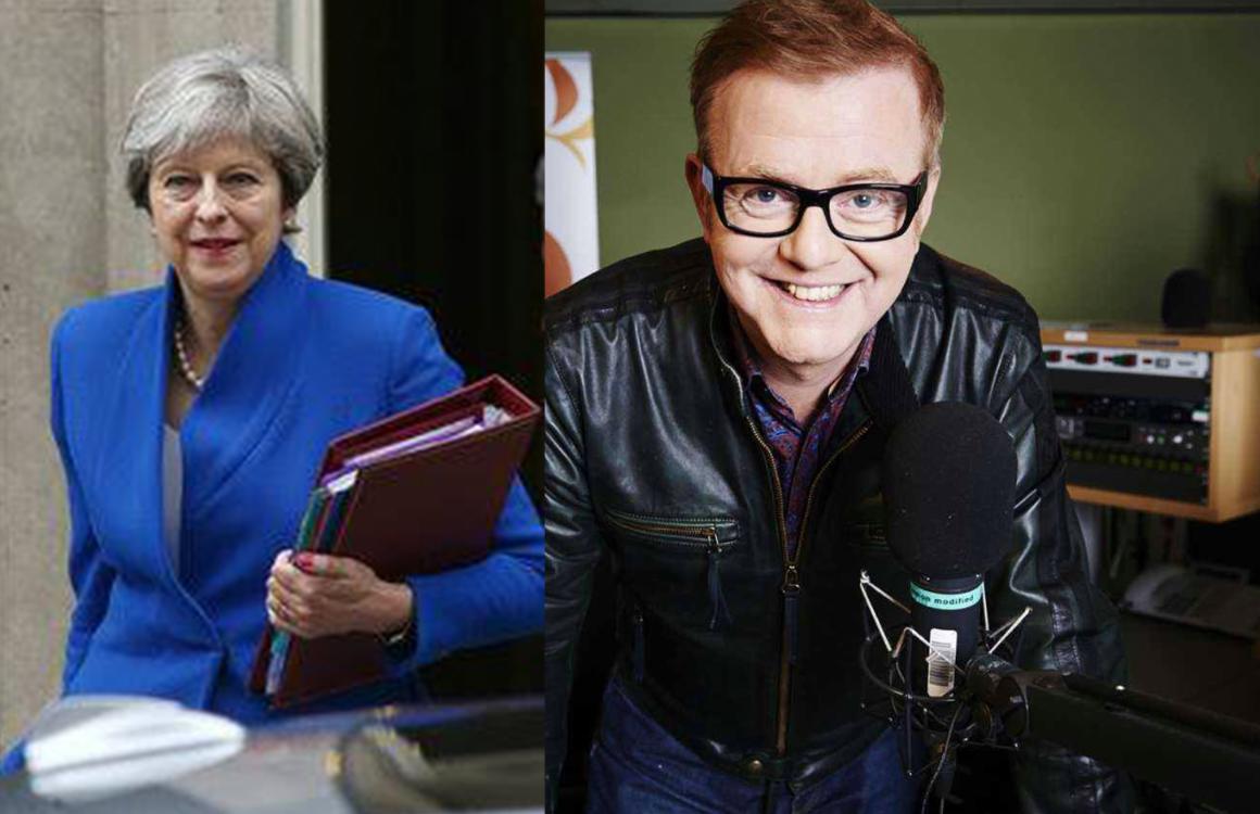 Estrellas de la BBC ganan más que la primera ministra Theresa May