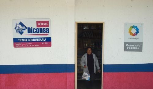 Tiendas Diconsa venderán gas LP