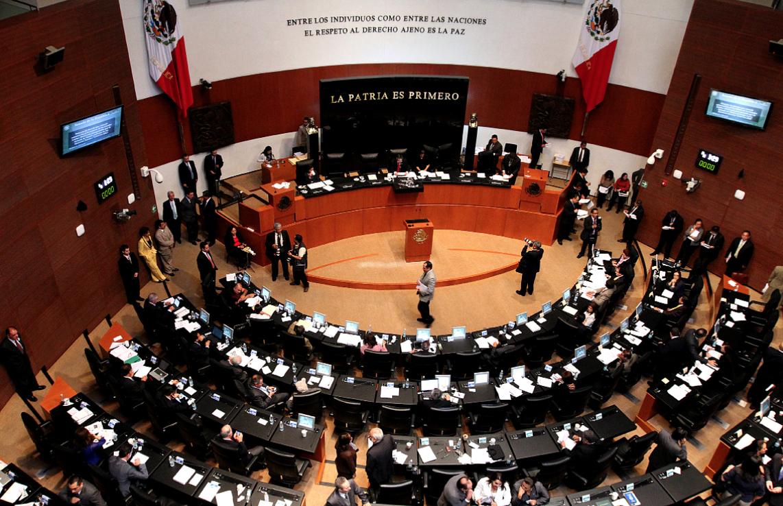 Senado aprueba en comisiones la minuta de Ley de Seguridad Interior