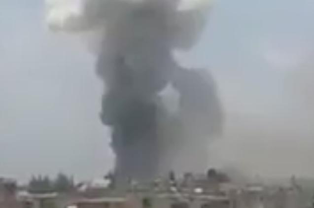 Reportan explosión en Tultepec… otra vez por pirotecnia (Videos)