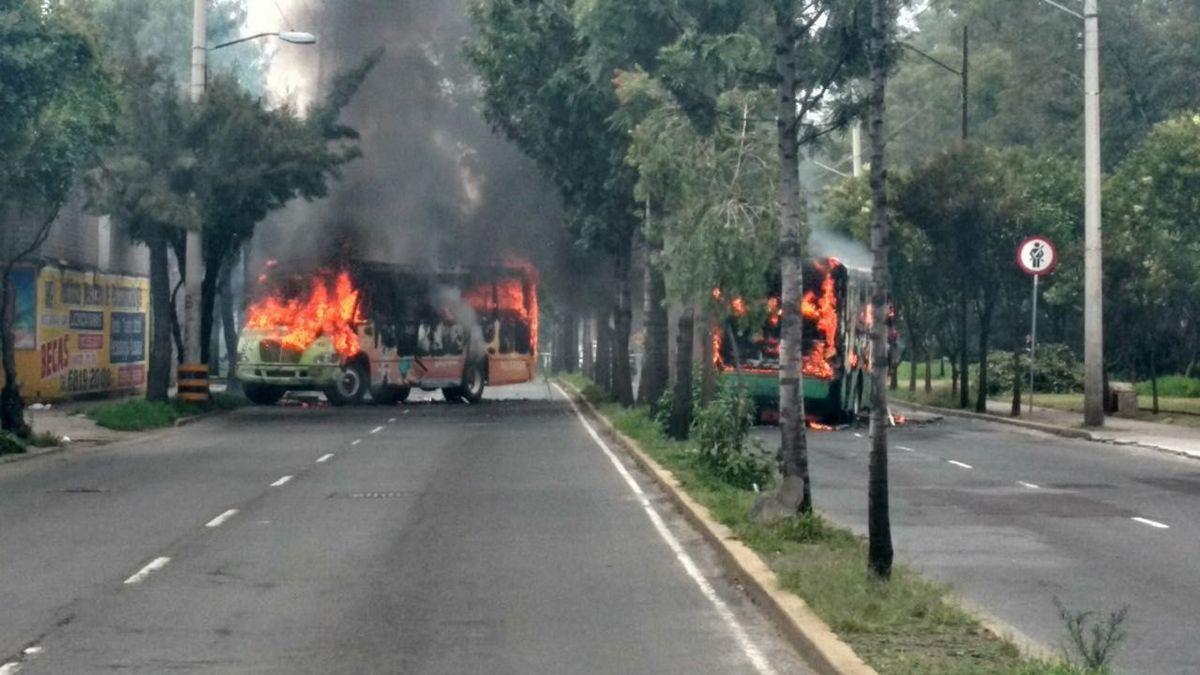 Reportan 16 detenidos en Tláhuac tras caída de