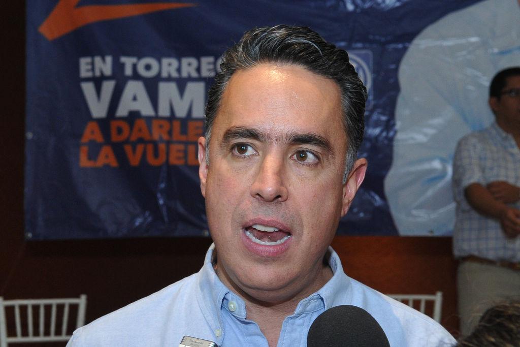 Resultado de imagen para Guillermo Anaya, candidato al gobierno de Coahuila.