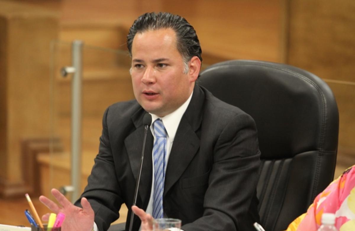 Senado da carpetazo al caso de remoción de Santiago Nieto