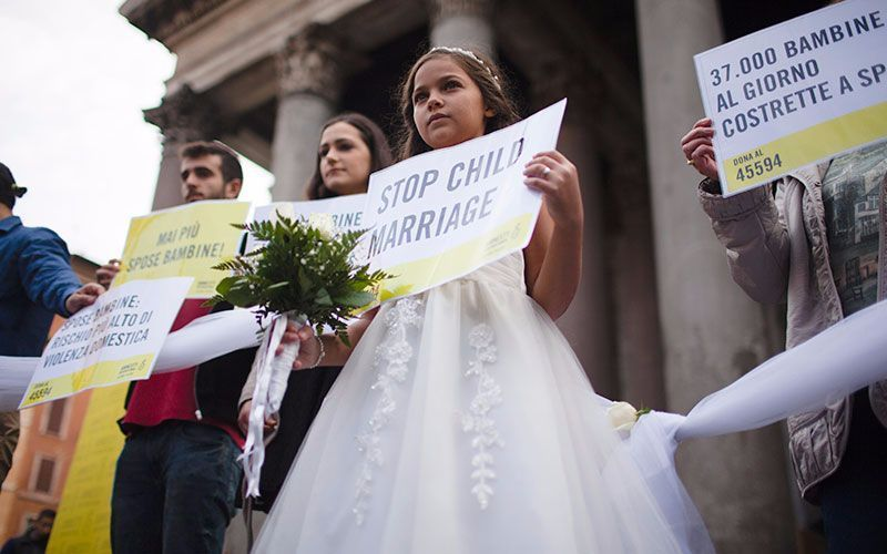 Prohíben en Honduras el matrimonio con niñas y adolescentes