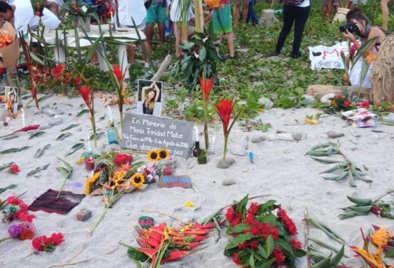 Asesinos de mexicana en Costa Rica, acusados de abuso sexual