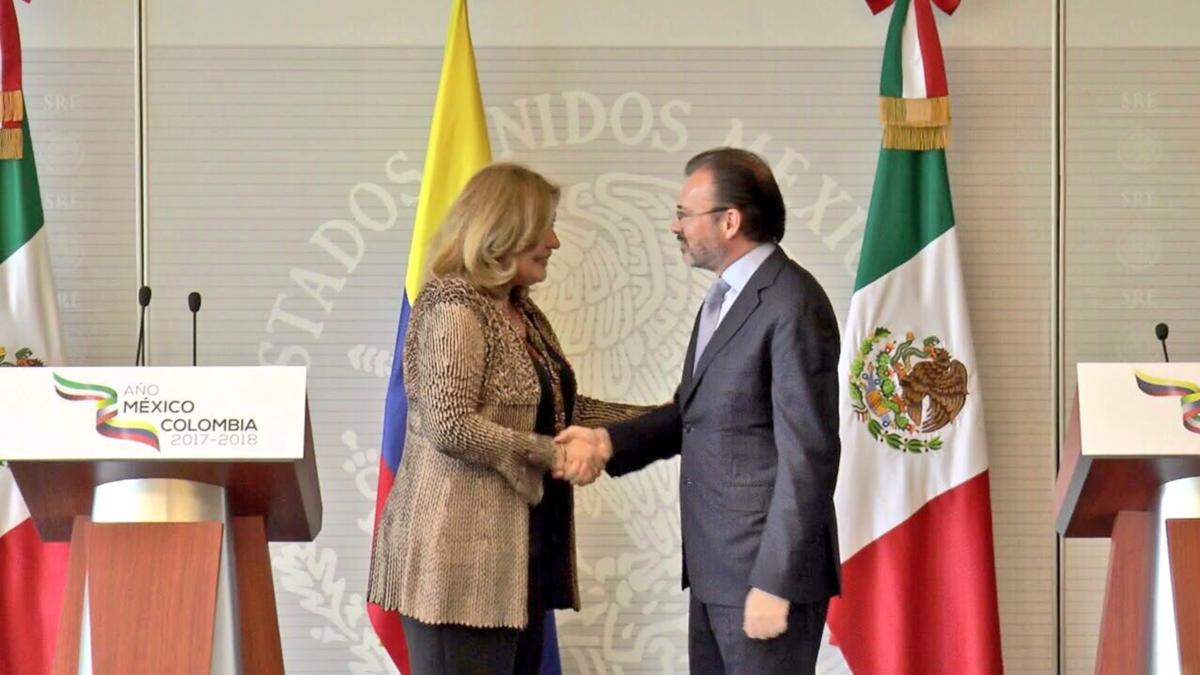 COLOMBIA: México y Colombia buscarán estrechar relación bilateral con año Dual