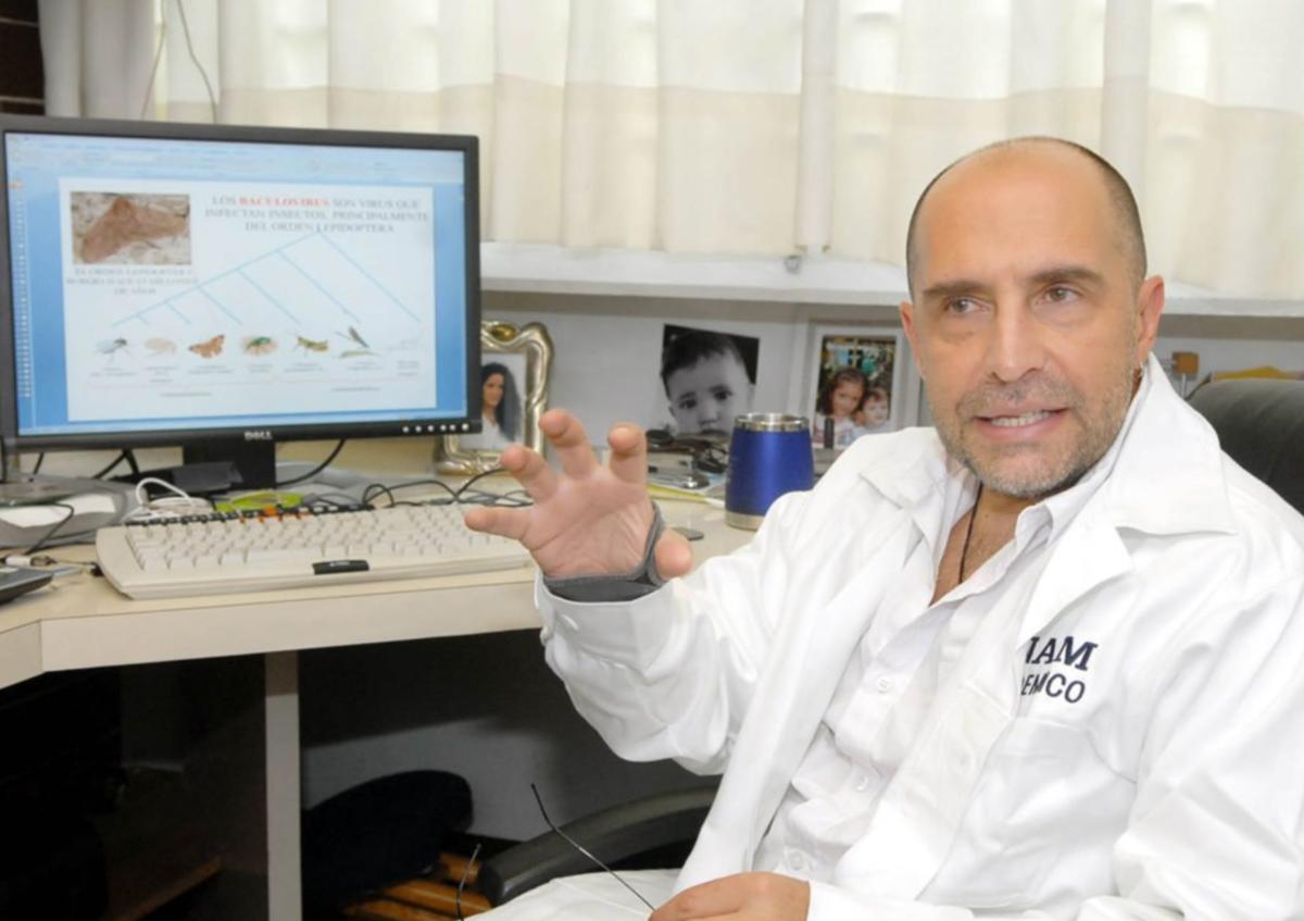 """Desarrollan en la UNAM sistema de diagnóstico portátil para patologías"""""""