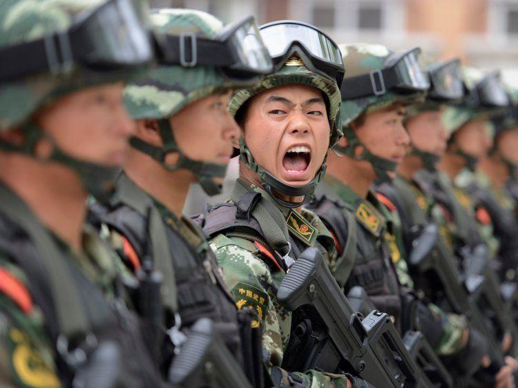 Foto: Fuerzas armadas en China / China Military Online