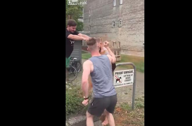 YouTube: broma a joven soltero termina prendiéndolo en llamas