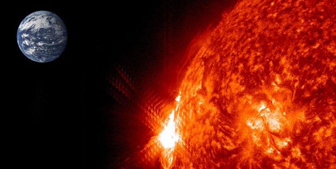 Tormenta magnética alcanzará la Tierra en Año Nuevo