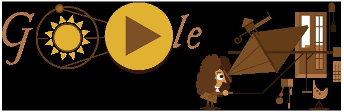 Google recuerda la determinación de la velocidad de la luz de Romer con un 'doodle'