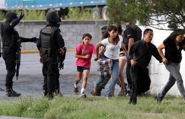 Villahermosa y Ecatepec con mayor percepción de inseguridad en el país