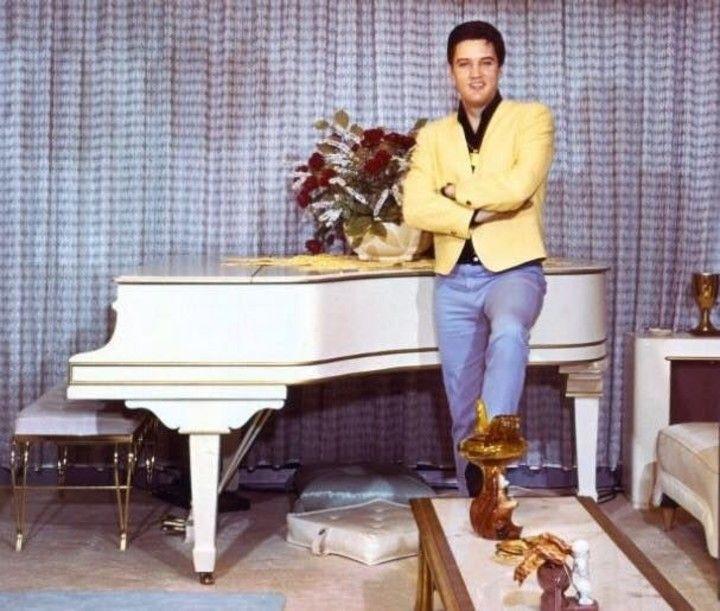 Subastan el piano de cola de Elvis Presley: ¿Cuánto cuesta?