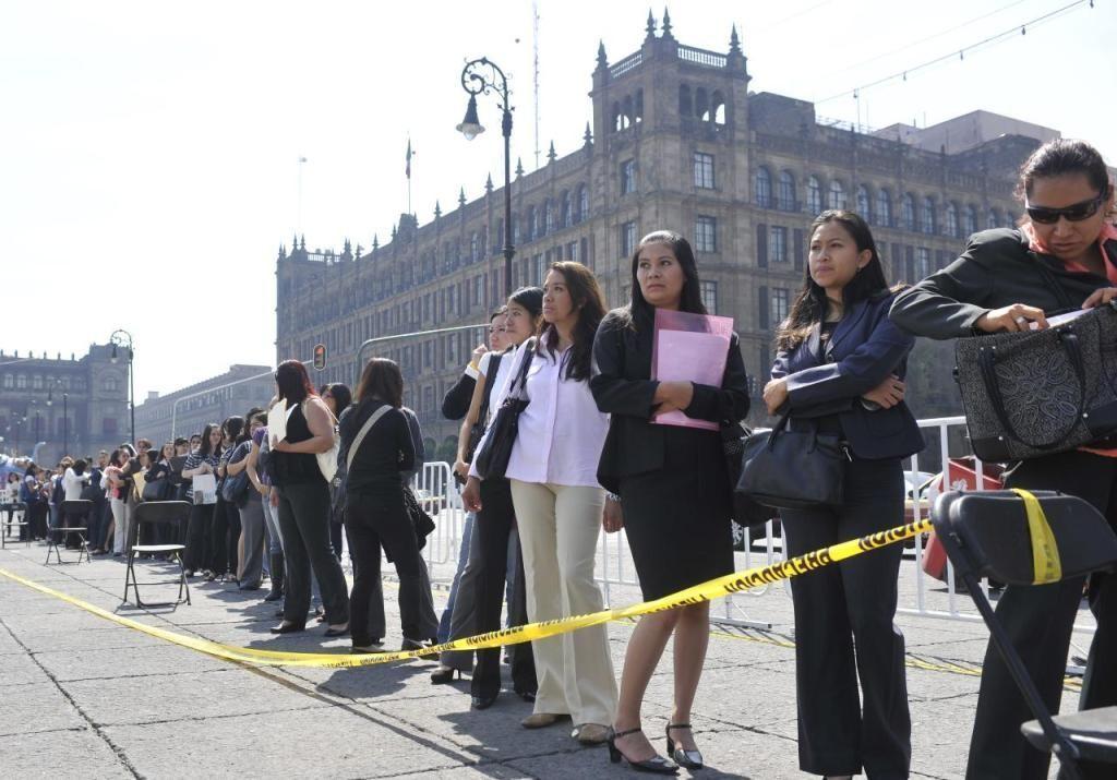 Desempleo bajó a 3.4% en diciembre de 2017: Inegi