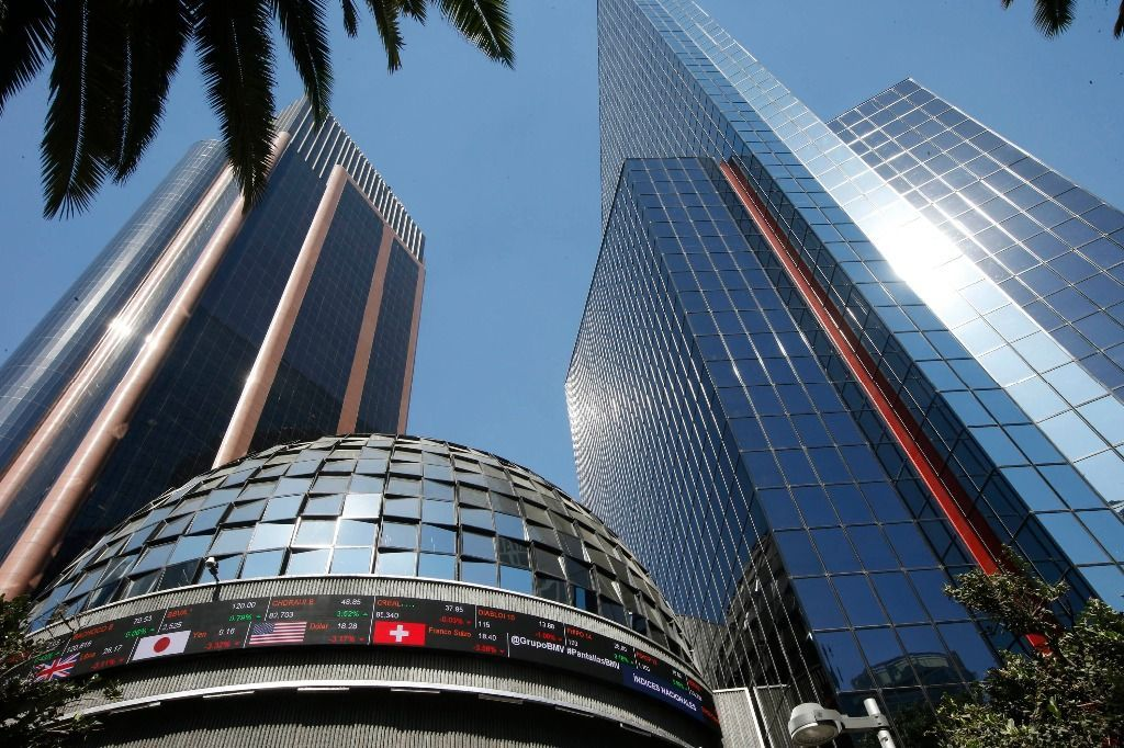La Bolsa Mexicana logra su onceavo récord histórico