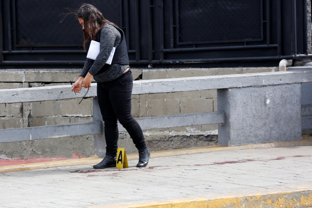 Grupos paramilitares atacaron un centro de votación en Venezuela