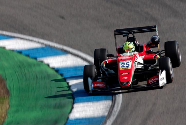Mi objetivo es correr en la F1: Mick Schumacher (Video)