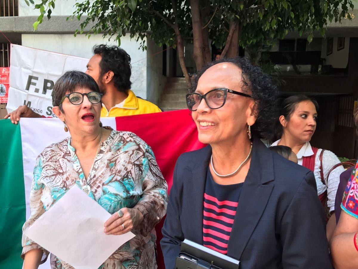 PAN en San Lázaro pide retirar embajadora en Venezuela