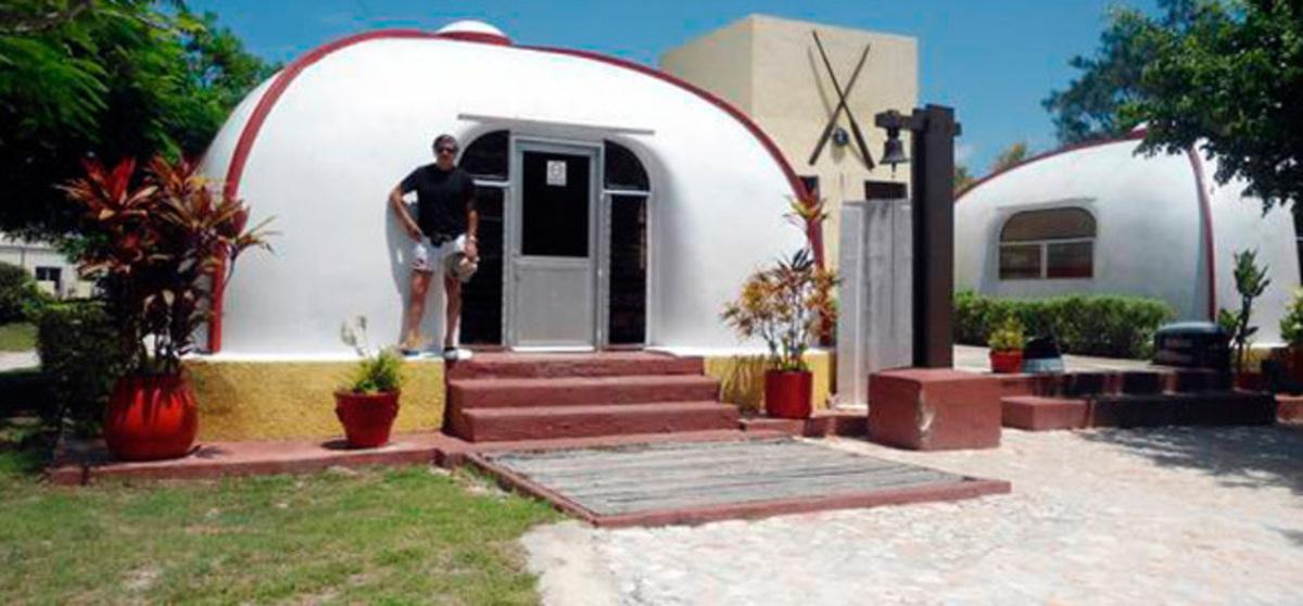 Desarrollan casas antisismos con material reciclado - Materiales de construccion baratos ...