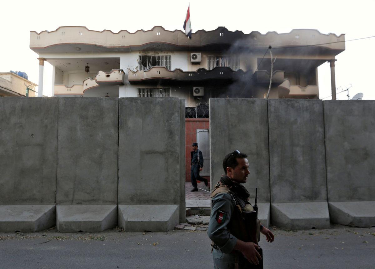 Ataque en mezquita deja 29 muertos y 63 heridos en Afganistán