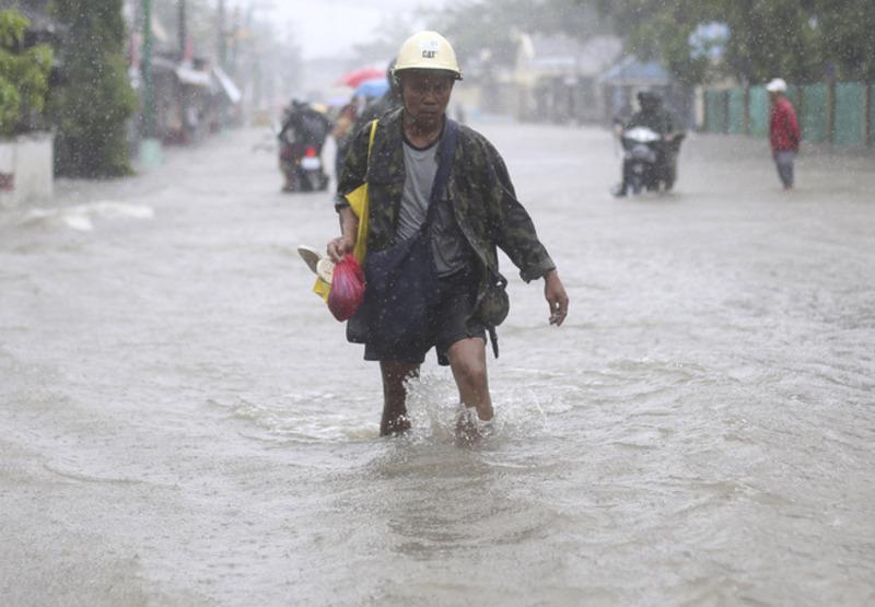 Filipina ahogo