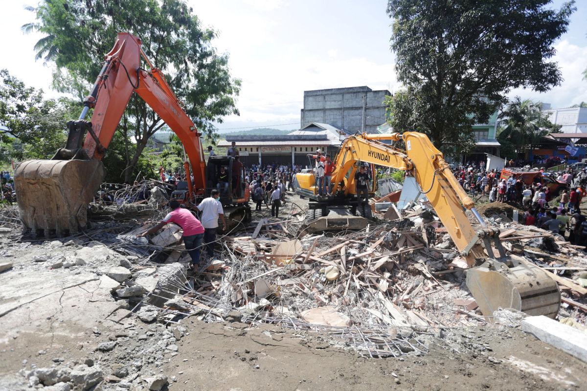 Sin mexicanos entre víctimas de terremoto en Indonesia: SRE