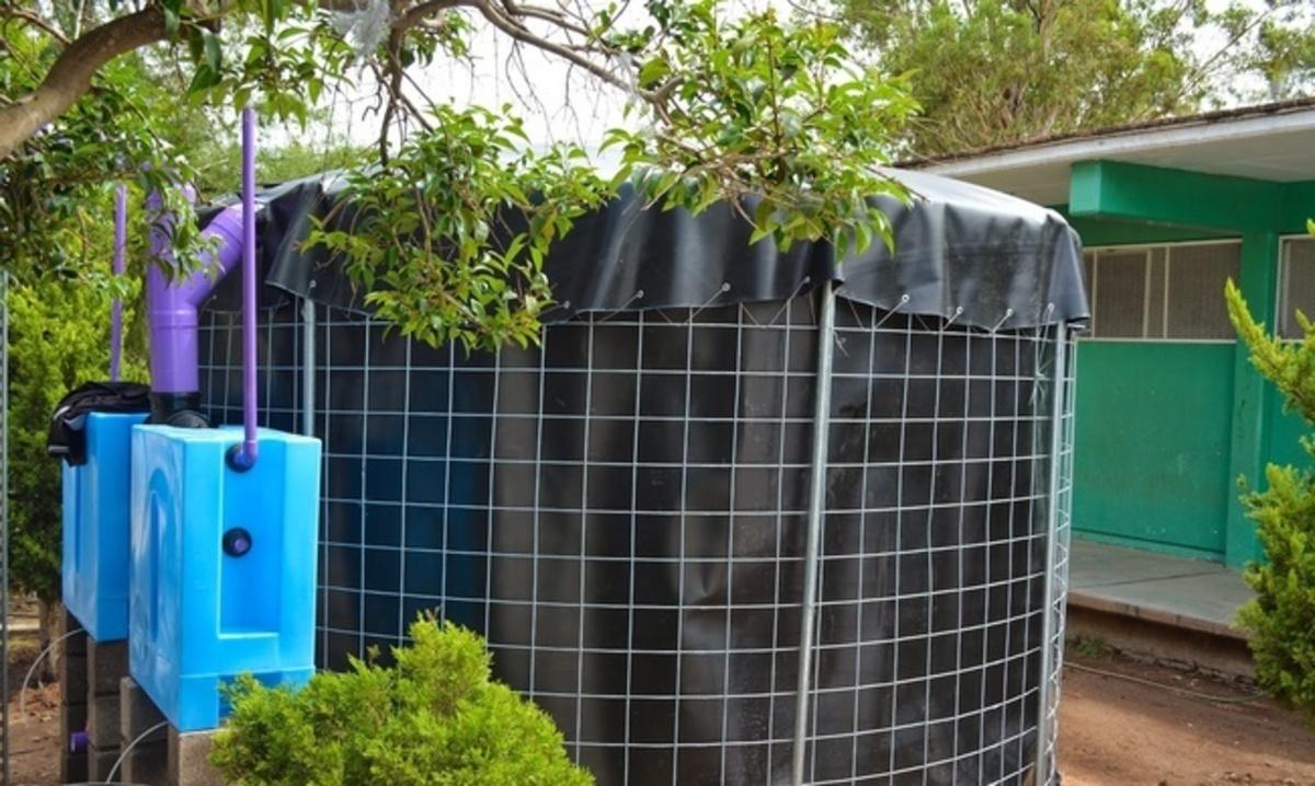 Estudiante mexicano dise a novedoso sistema para captar - Agua de lluvia ...
