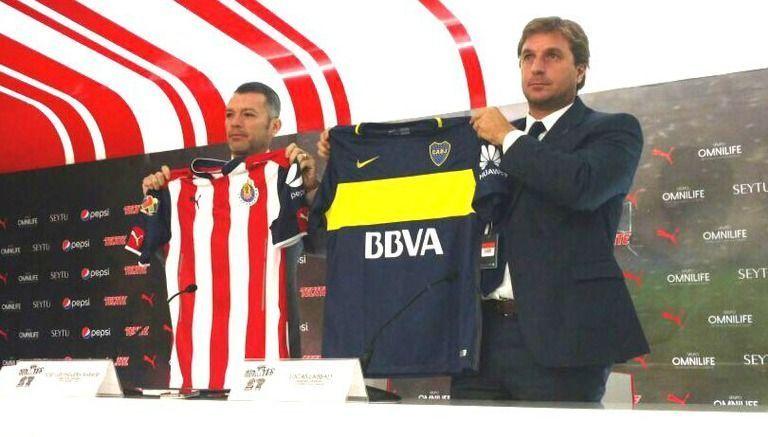 Chivas y Boca mantienen duelo de retweets en redes