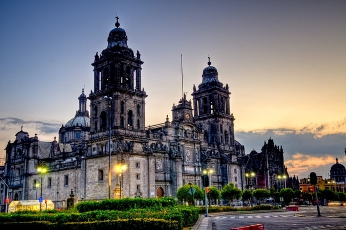 Catedral de CDMX
