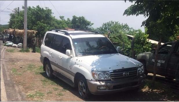 Captura PGR a 3 presuntos responsables de emboscada en La Gavia
