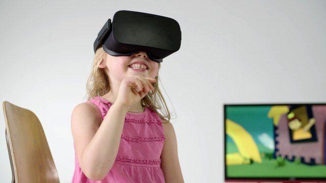 Realidad virtual, la nueva forma de tratar a niños con déficit de atención