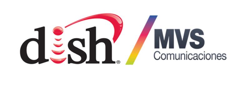 Logo de Dish y MVS