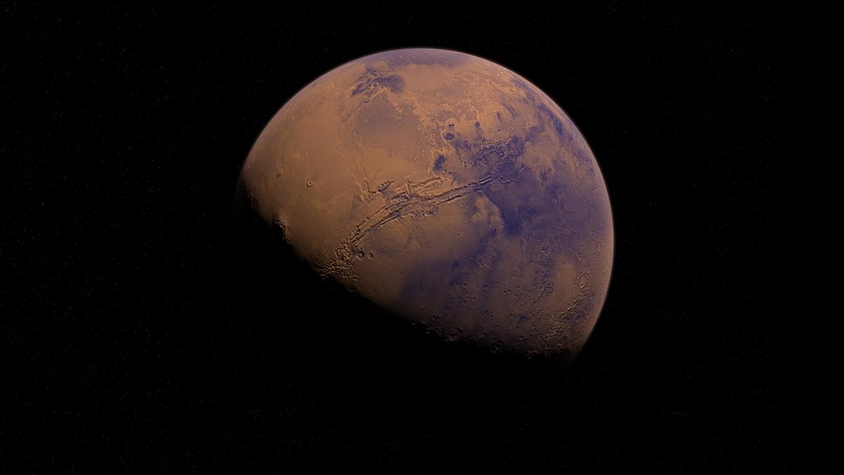 Agua que se encuentra en Marte, podría albergar vida