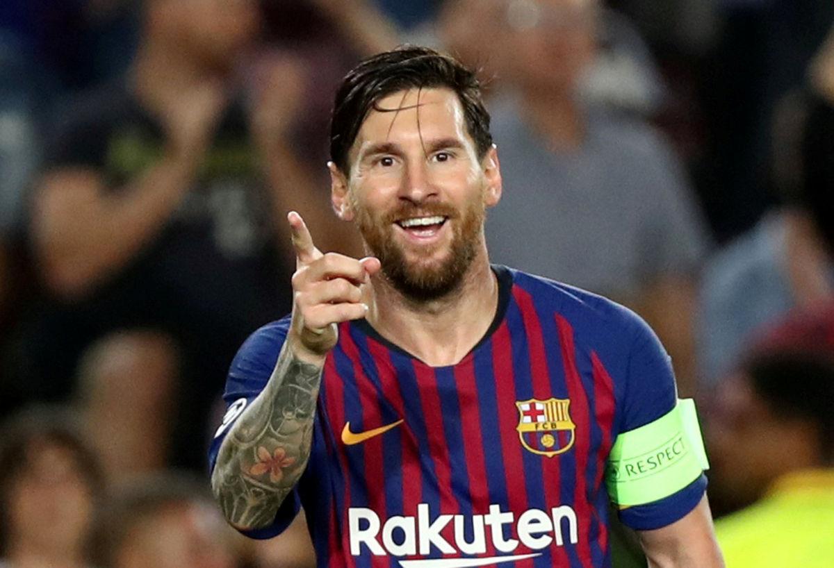 Barcelona golea 4-0 al PSV en el inicio de ambos equipos en la 'Champions League'
