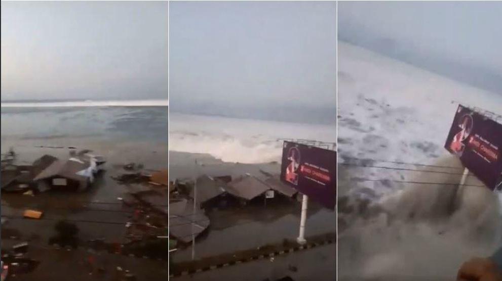 Varios muertos en Indonesia tras terremoto que provocó un tsunami