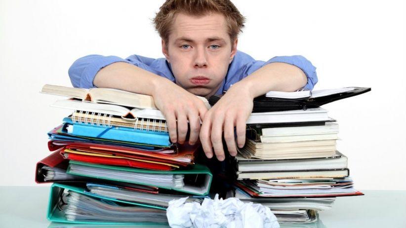 La falta de organización puede incrementar el nivel estrés