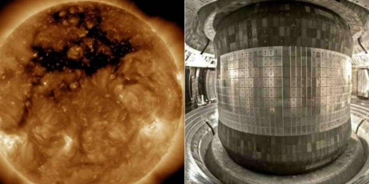 Crean un 'sol' artificial en China, cuya temperatura es mayor al del original