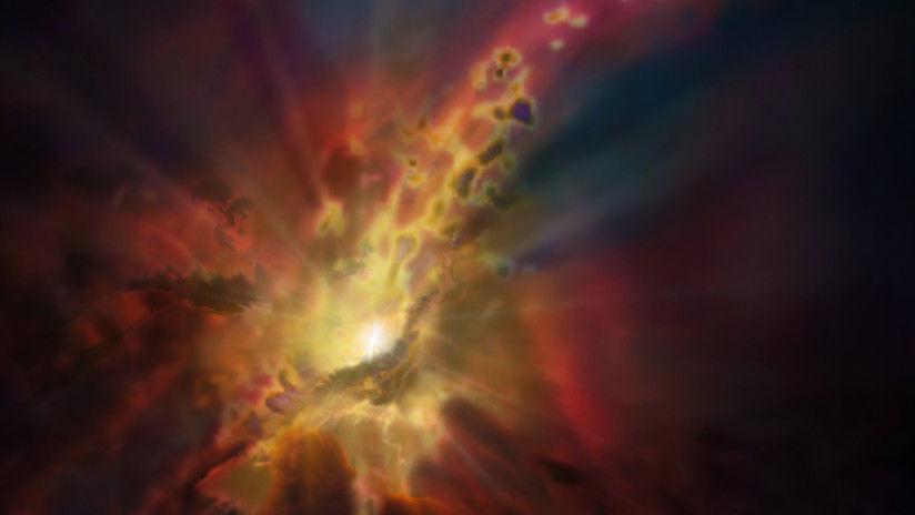 El histórico hallazgo de un agujero negro supermasivo
