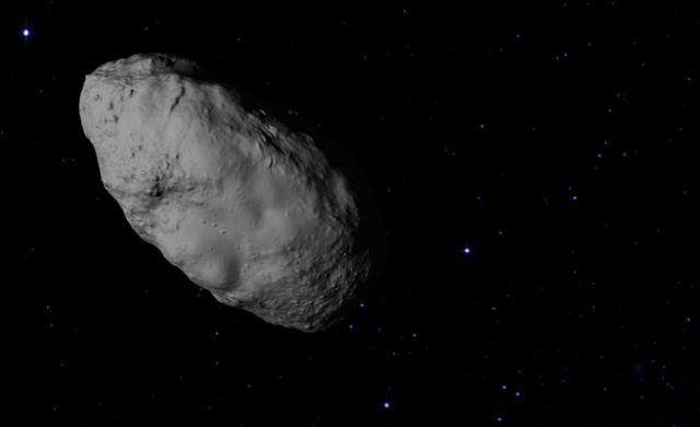 Nave espacial de la NASA logra captar imagenes del asteroide Bennu