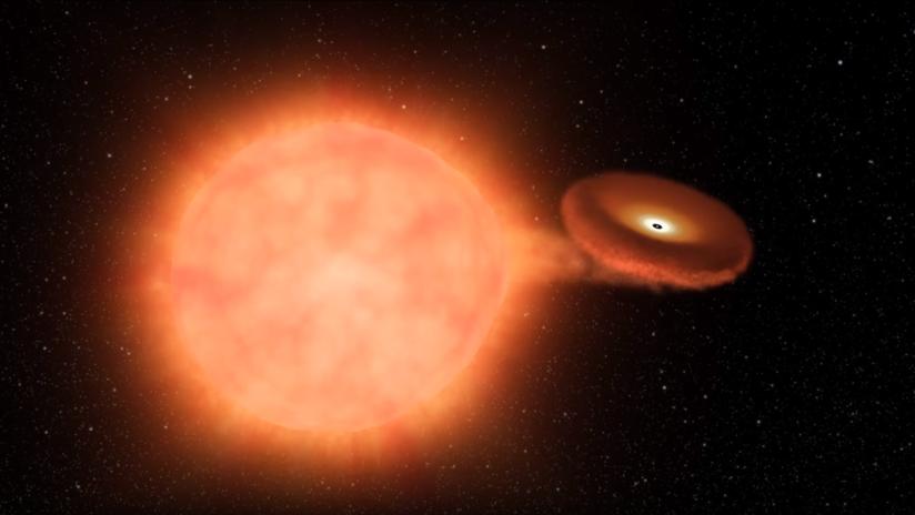 Las razones detrás de la extraña explosión de una supernova