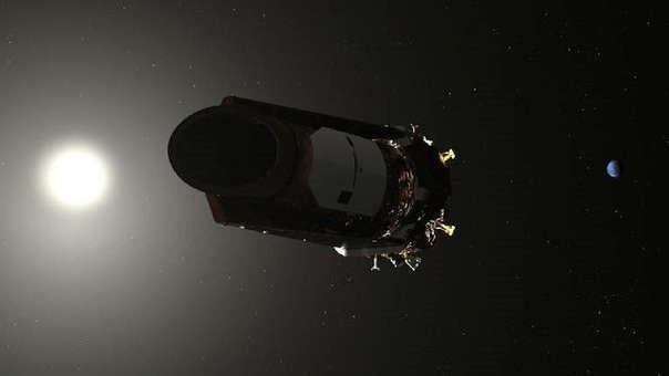 NASA confirma el fin de Kepler