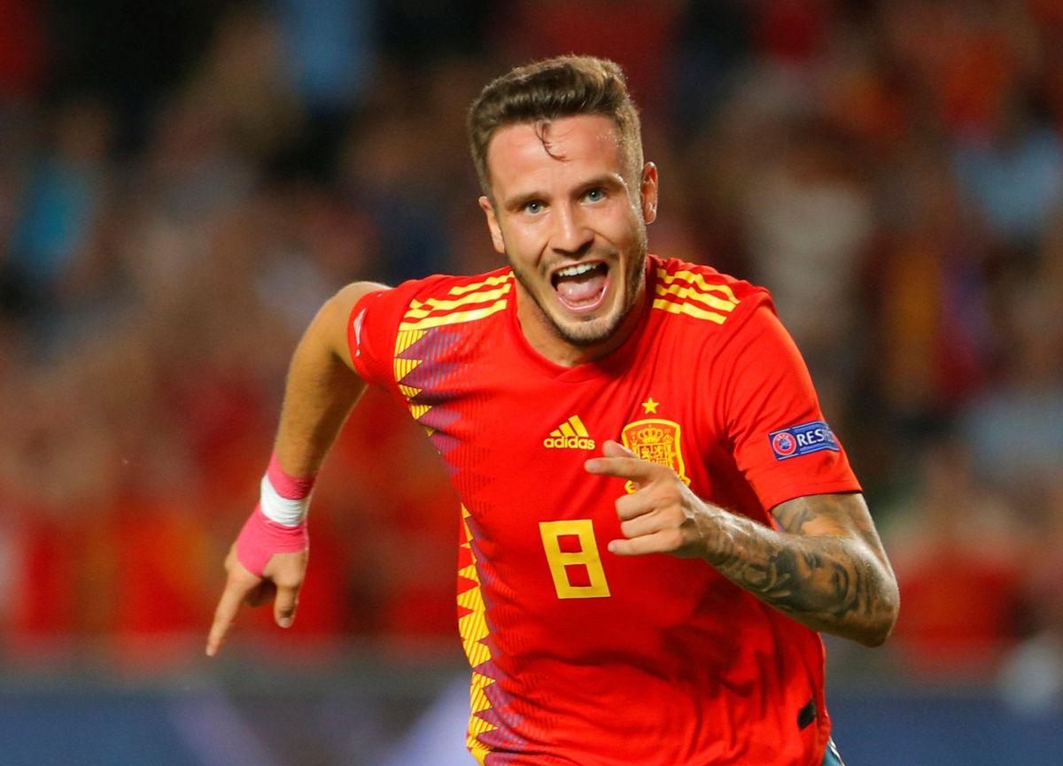 España humilla a Croacia 6-0 en la Liga de Naciones