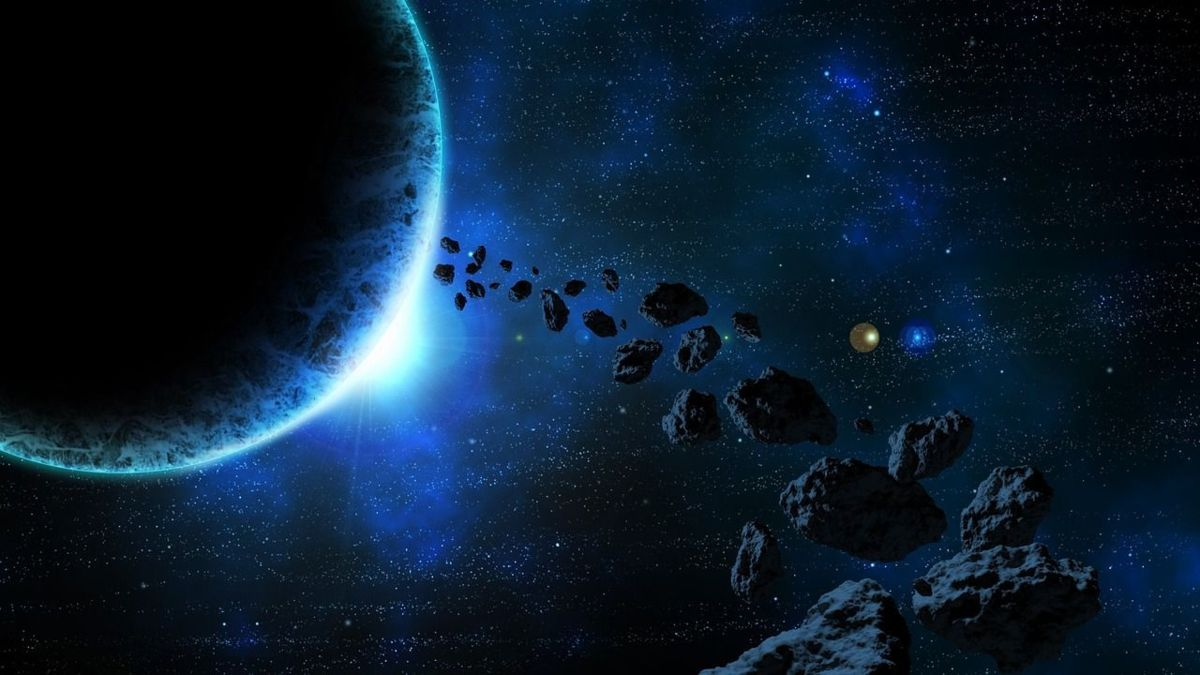 ¿Paso de asteroides representa un peligro para la Tierra?