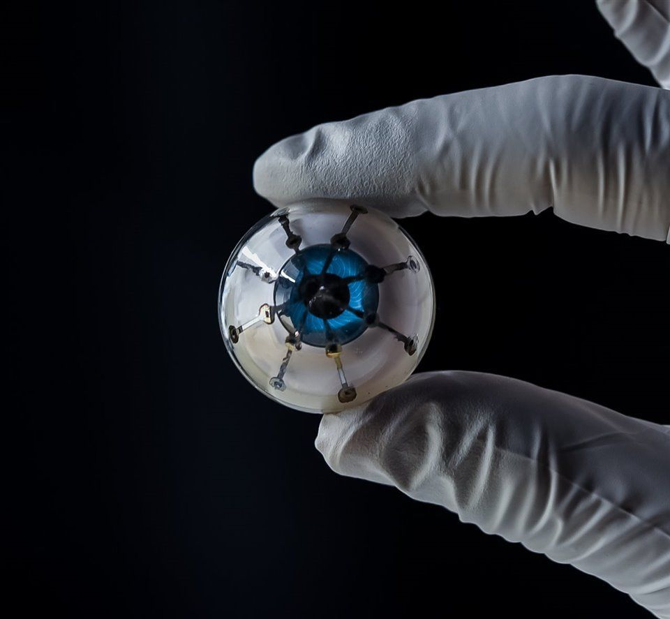 Científicos logran imprimir un 'ojo biónico' que podría curar la ceguera
