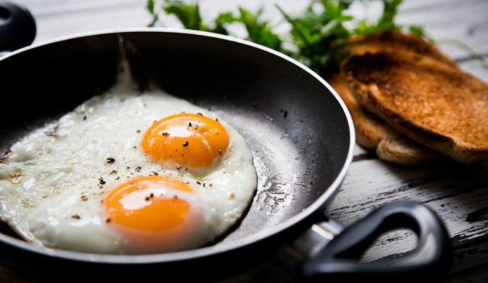Consumir huevo puede ser bueno para tu coeficiente intelectual