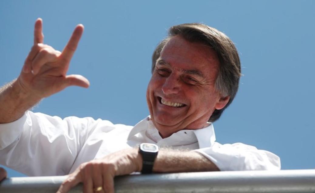 Extrema derecha en Brasil sigue creciendo en sondeos