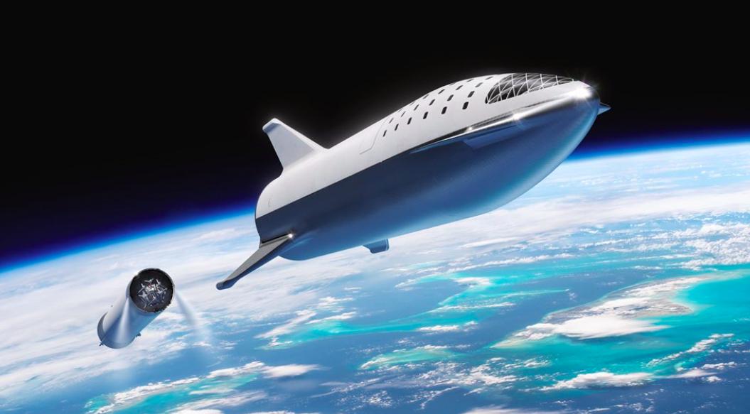 En junio de 2019 el SpaceX hará su primer vuelo con astronauta